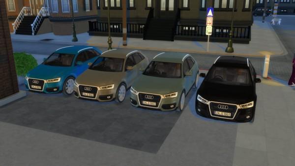 Lory Sims: Audi Q3