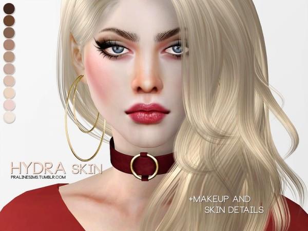 The Sims Resource: Hydra Skin by Pralinesims