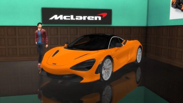 Lory Sims: McLaren 720S