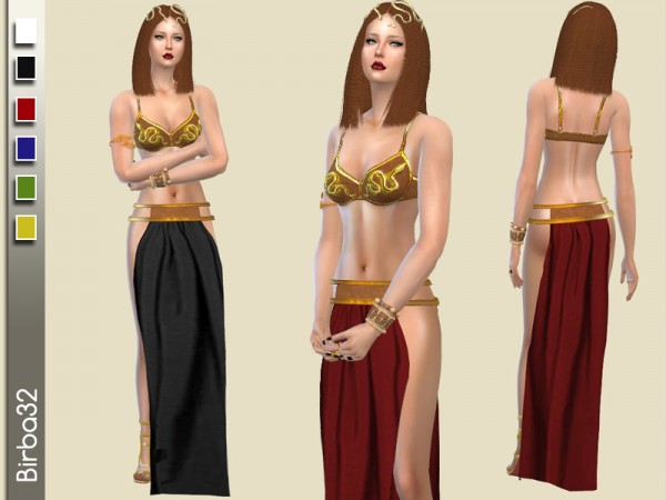 The Sims Resource: Egyptian luxory by Birba32