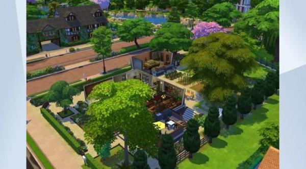 Chillis Sims: My Grandparents Home