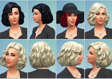 Birkschessimsblog: Mrs. Robinson and Cinema Hair