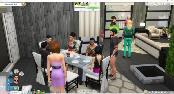 Mod The Sims: Housewarming Party by LittleMsSam