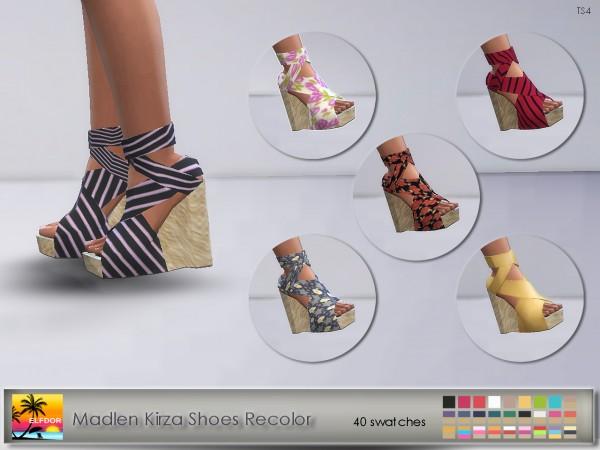 Elfdor: Madlen Kirza Shoes Recolor