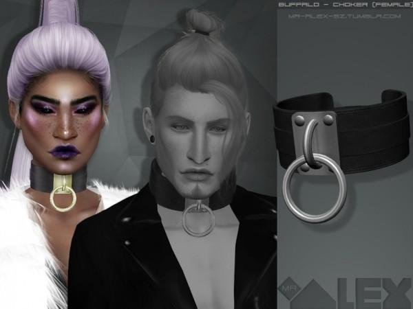 The Sims Resource: Mr.Alex   Buffalo chocker