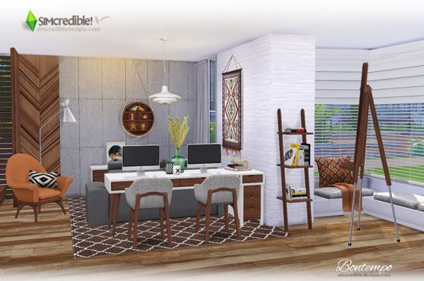 SIMcredible Designs: Bontempo livingroom • Sims 4 Downloads