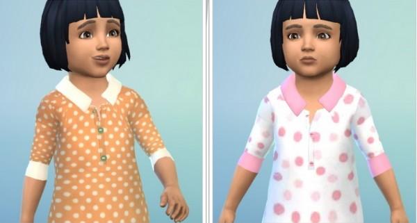 Birkschessimsblog: Nigty Night Toddler Dress
