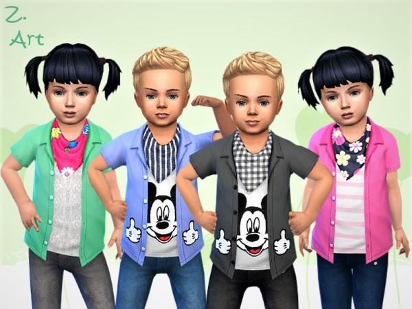 The Sims Resource: BabeZ. 15 by Zuckerschnute20