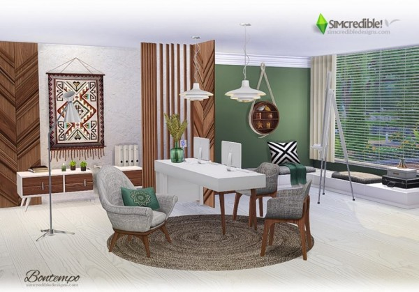 SIMcredible Designs: Bontempo livingroom