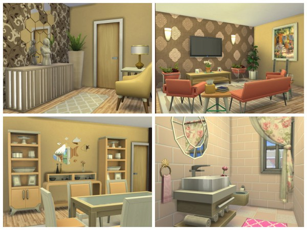 The Sims Resource: Cambridge by sharon337