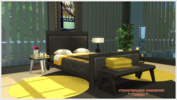 Sims 3 by Mulena:  Bossig  house