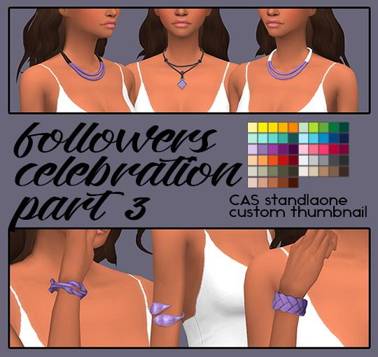 Simsworkshop: Sympxls Followers Celebration Part 3