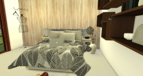 Pandashtproductions: Sylvia bedroom