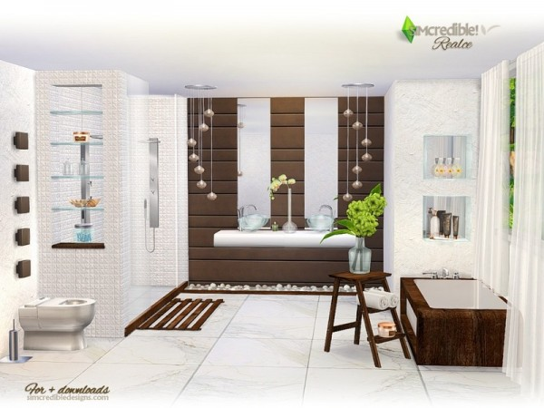 The Sims Resource: Realce bathroom by SIMcredible