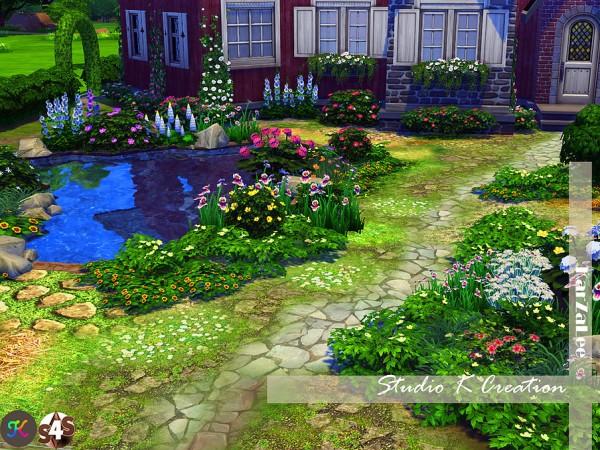 Studio K Creation: Mega garden terrain set 2