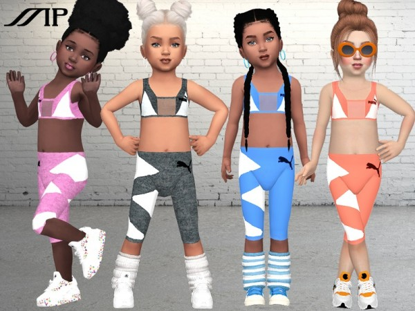 The Sims Resource Toddler Outfit By Marty P Sims 4