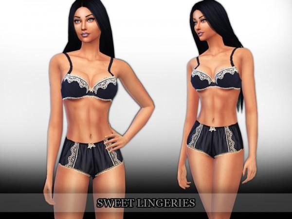 The Sims Resource  Sweet Lingeries by Saliwa 2c4ca4524