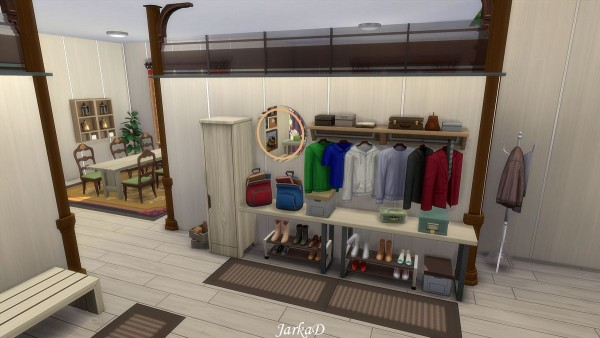 JarkaD Sims 4: Family House No.14