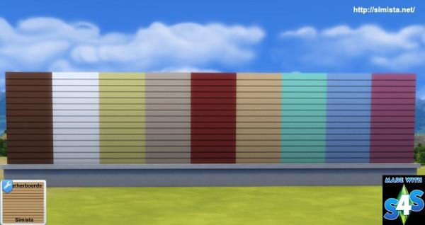 Simista: Weatherboards