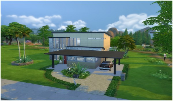 Via Sims: House 30   Heavy Rain House