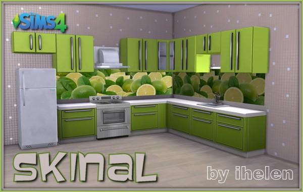 Ihelen Sims: Skinal
