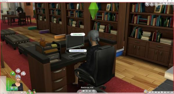 Mod The Sims: Freelancer Salary by LittleMsSam