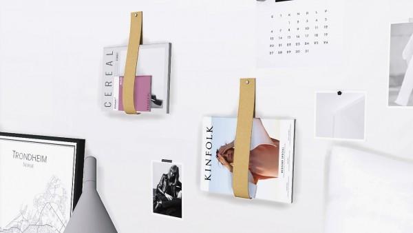 MXIMS: Wall Magazine Rack