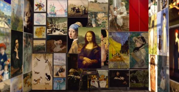 Asteria Sims: Famous arts