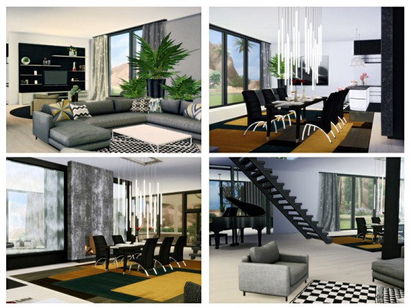 The Sims Resource: MELL house by marychabb