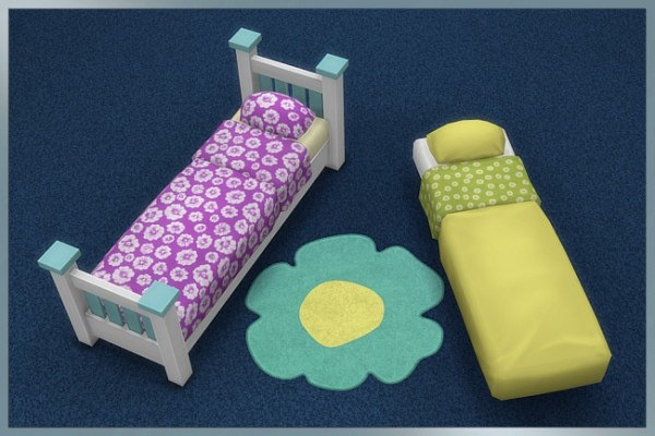 Blackys Sims 4 Zoo: Mattress Happy by cappu