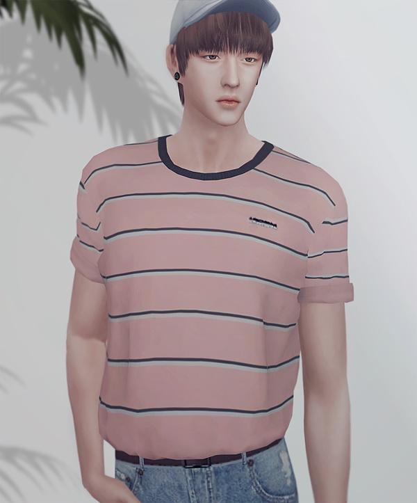 kk sims: 13K+ Followers Gift  t shirt and jeans