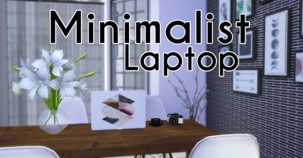 Mony Sims: Minimalist Laptop