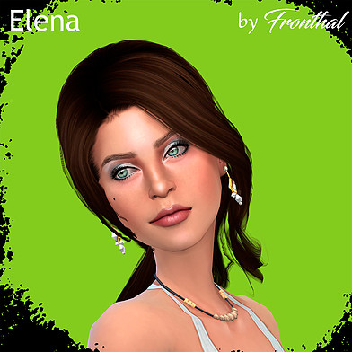 Fronthal: Elena