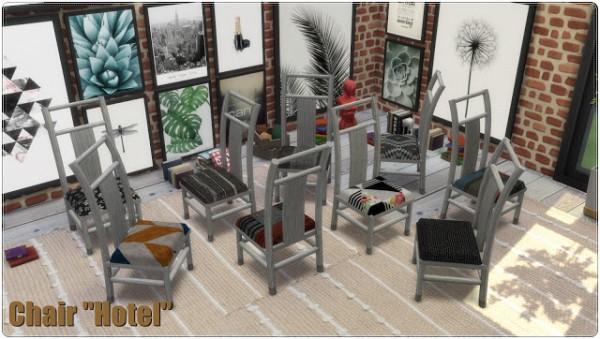 Annett`s Sims 4 Welt: 5 Different Chair