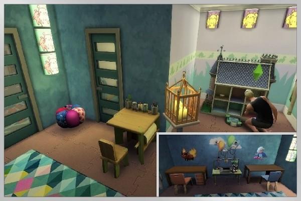 Blackys Sims 4 Zoo: Stone breaking settlement by Kosmopolit