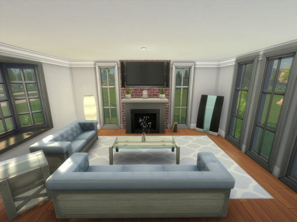 The Sims Resource: Classic Colonial by ArchitectTC