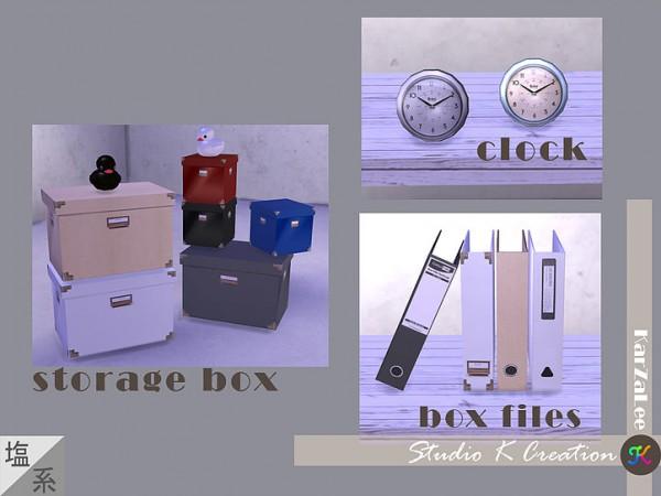 Studio K Creation: Simple Series Set 1