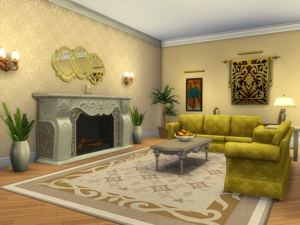 The Sims Resource: Normande   Nocc by sharon337