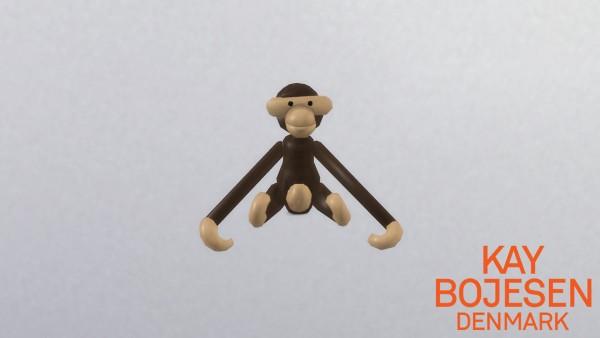 Meinkatz Creations: Wooden Figurine by Kay Bojesen
