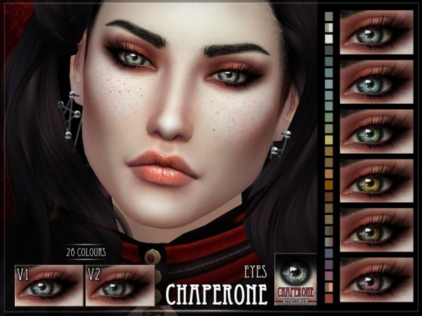 The Sims Resource: Chaperone Eyes by RemusSirion