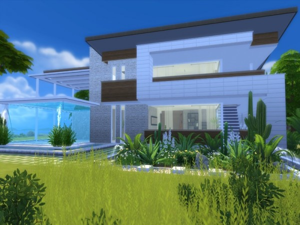 The Sims Resource: Elora house by Suzz86