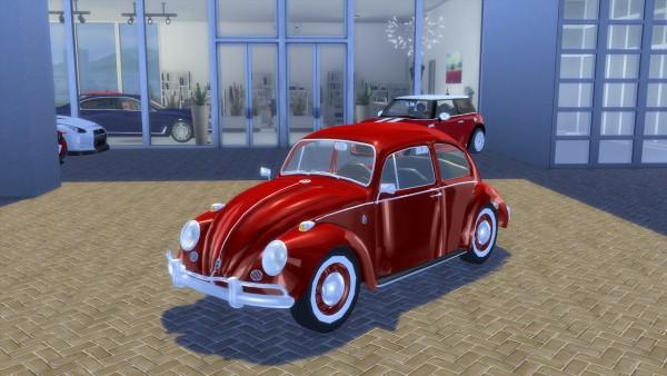 OceanRAZR: Volkswagen Käfer Beetle 1200 1962
