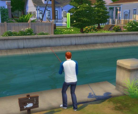 Mod The Sims: No Skilling for Inactive Sims by Neia