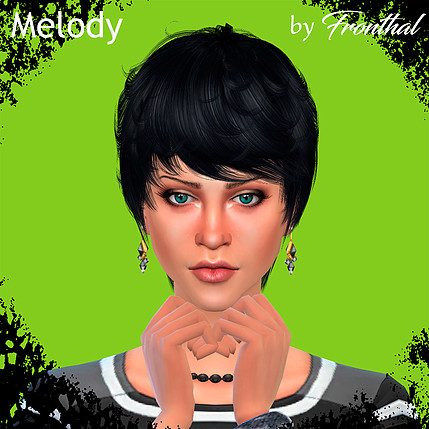 Fronthal: Melody