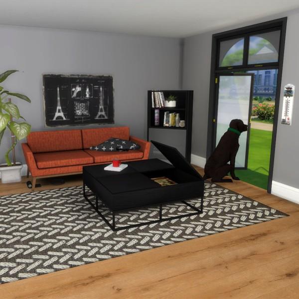 Leo 4 Sims: Polo livingroom