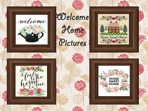 The Sims Resource: Welcome Home Pictures by Rosannep