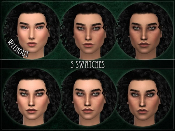 The Sims Resource: R skin 5   female by RemusSirion