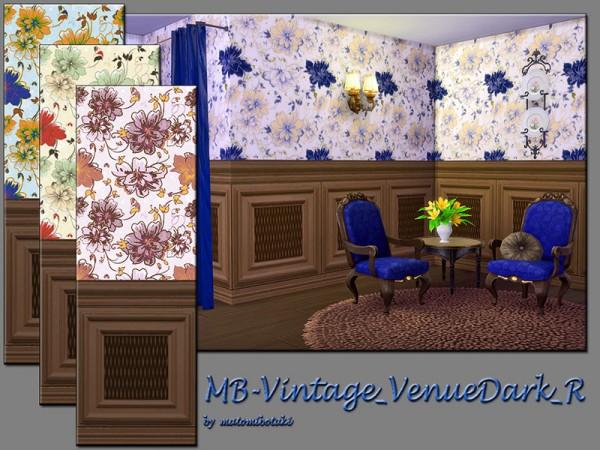 The Sims Resource: VintageVenue dark R by matomibotaki