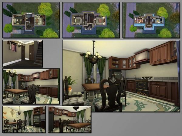 The Sims Resource: Villa Agatha by matomibotaki