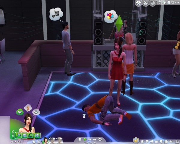 Mod The Sims: FIXED   Sims 4 Occult Life State: Succubus by KlingonDragon